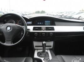 BMW 525, 2.5 l., sedanas | 2