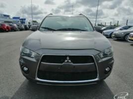 Mitsubishi Outlander, 2.4 l., visureigis | 3