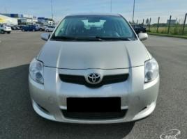 Toyota Auris, 2.0 l., hečbekas   3