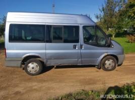 Ford Transit, Keleiviniai iki 3,5 t   4