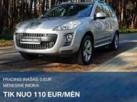 Peugeot 4007 visureigis