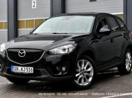 Mazda CX-5, 2.2 l., visureigis | 0