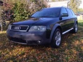 Audi A6 ALLROAD, 2.5 l., universalas | 1