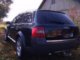 Audi A6 ALLROAD, 2.5 l., universalas | 2