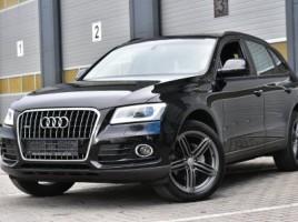 Audi Q5, 2.0 l., visureigis | 0