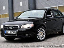 Audi A4, 2.0 l., universalas | 0