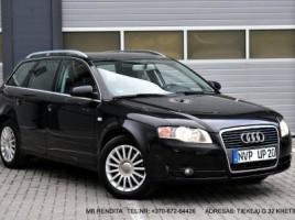 Audi A4, 2.0 l., universalas | 1