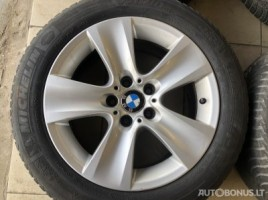 BMW Style 327 lengvojo lydinio ratlankiai | 1