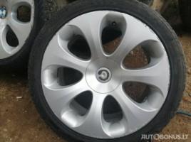 BMW lengvojo lydinio ratlankiai   2