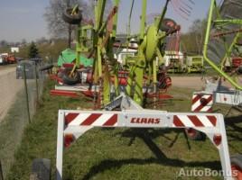 Claas 6.60 Hidro grėblys 2000,  Ukmergė