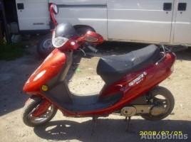 Honda XLR, Keturratis/Triratis, 1990 | 0