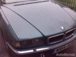 BMW 7 serija sedanas 1996,  Kaunas
