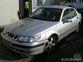 Saab 9-5 sedanas 2000 Šiauliai