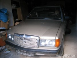 Mercedes-Benz 190 sedanas 1986,  Vilnius