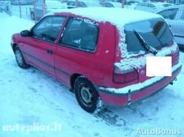 Nissan Sunny, Hatchback, 1992 | 0