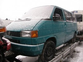 Volkswagen T4 Caravele GL keleivinis