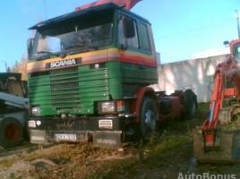 Scania 112.113  320.360AG, Trailers | 0