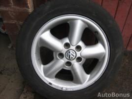 VW Sharan, Multivan.. lengvojolydinio ratlankiai  Šiauliai