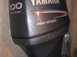 100 HP EFI 4 STROKE OUTBOARD