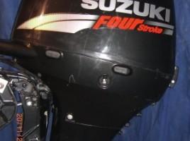 40 HP 4-Stroke Digital EFI variklis 2006,  Jonava