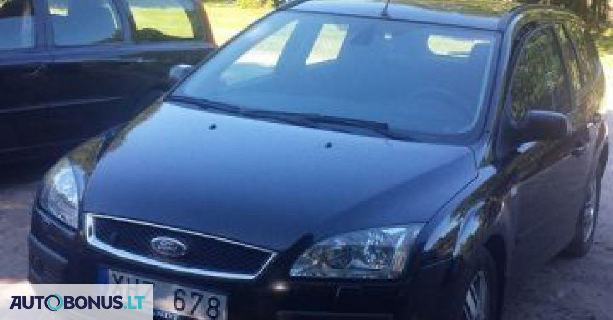 Ford Focus, Universal, 2006